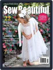 Sew Beautiful (Digital) Subscription June 19th, 2014 Issue