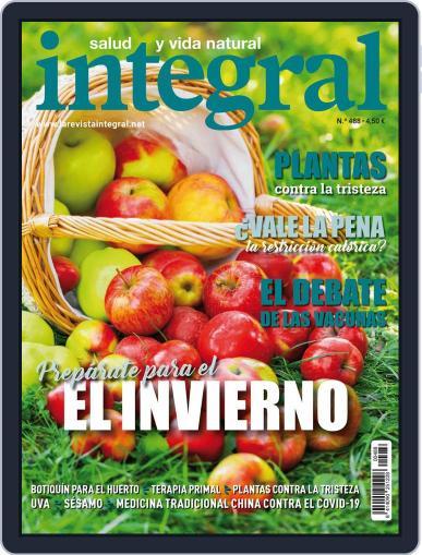 Integral Magazine (Digital) September 1st, 2020 Issue Cover