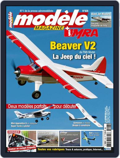 Modèle Magazine (Digital) September 1st, 2020 Issue Cover