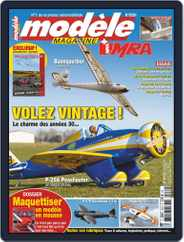 Modèle Magazine (Digital) Subscription January 1st, 2021 Issue