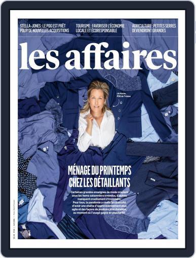 Les Affaires Magazine (Digital) April 1st, 2021 Issue Cover