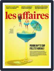 Les Affaires Magazine (Digital) Subscription June 1st, 2021 Issue