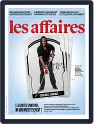 Les Affaires Magazine (Digital) Subscription May 1st, 2021 Issue