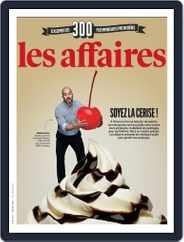 Les Affaires Magazine (Digital) Subscription October 15th, 2021 Issue