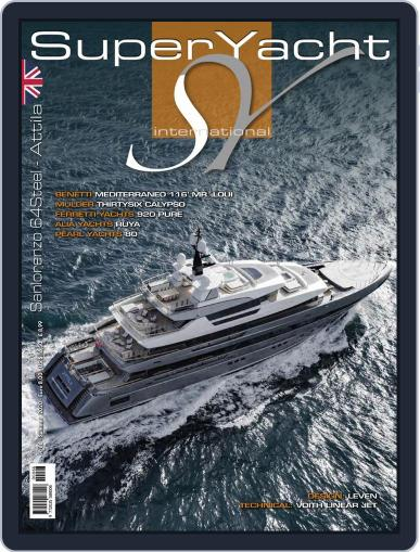 Superyacht International Magazine (Digital) July 1st, 2020 Issue Cover