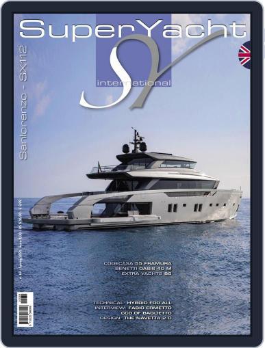 Superyacht International Magazine (Digital) April 1st, 2021 Issue Cover
