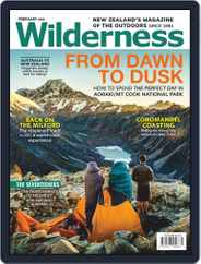 Wilderness Magazine (Digital) Subscription February 1st, 2021 Issue