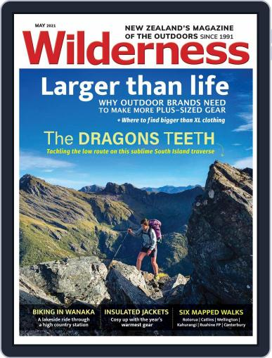 Wilderness Magazine (Digital) May 1st, 2021 Issue Cover