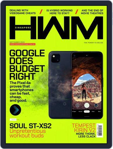 HWM Singapore Magazine (Digital) September 1st, 2020 Issue Cover