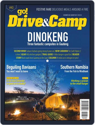 Go! Drive & Camp Magazine (Digital) December 1st, 2020 Issue Cover