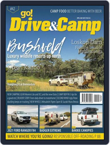 Go! Drive & Camp Magazine (Digital) April 1st, 2021 Issue Cover