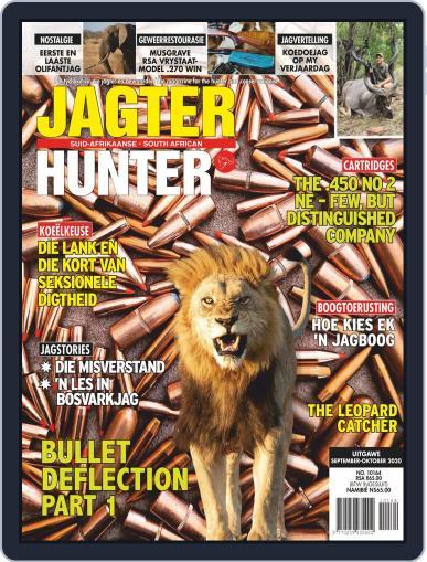SA Hunter/Jagter Magazine (Digital) September 1st, 2020 Issue Cover