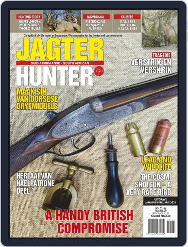 SA Hunter/Jagter Magazine (Digital) January 1st, 2021 Issue Cover