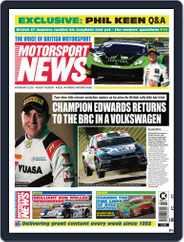 Motorsport News Magazine (Digital) Subscription February 25th, 2021 Issue