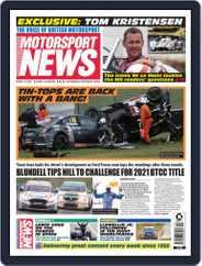 Motorsport News Magazine (Digital) Subscription May 13th, 2021 Issue