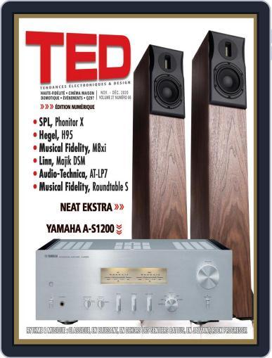 Magazine Ted Par Qa&v Magazine (Digital) November 1st, 2020 Issue Cover