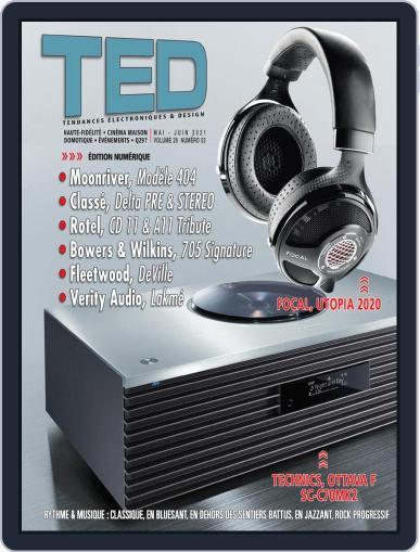 Magazine Ted Par Qa&v Magazine (Digital) May 1st, 2021 Issue Cover