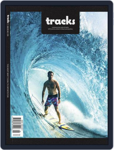 Tracks Magazine (Digital) March 1st, 2021 Issue Cover