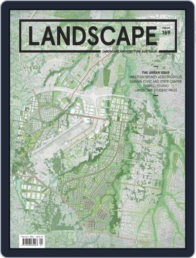 Landscape Architecture Australia Magazine (Digital) February 1st, 2021 Issue Cover