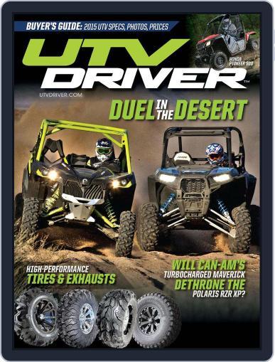 Atv Rider November 22nd, 2014 Digital Back Issue Cover