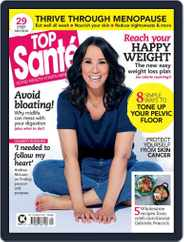 Top Sante Magazine (Digital) Subscription September 1st, 2021 Issue