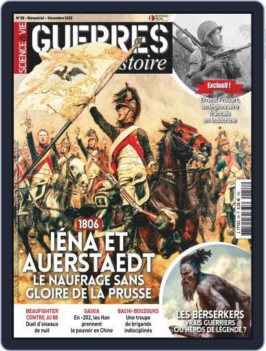 Guerres & Histoires Magazine (Digital) December 1st, 2020 Issue Cover