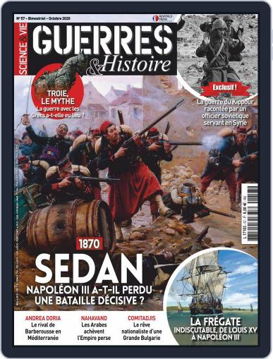 Guerres & Histoires Magazine (Digital) October 1st, 2020 Issue Cover