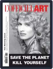 L'officiel Art Magazine (Digital) Subscription April 1st, 2020 Issue