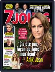 7 Jours Magazine (Digital) Subscription October 29th, 2021 Issue