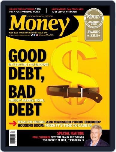 Money Australia Magazine (Digital) July 1st, 2021 Issue Cover