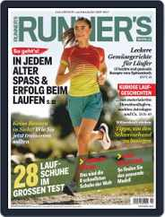 Runner's World Deutschland Magazine (Digital) Subscription October 1st, 2020 Issue
