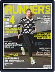 Runner's World Deutschland Magazine (Digital) Subscription March 1st, 2021 Issue