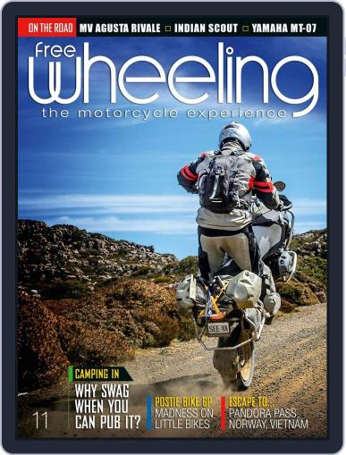 Free Wheeling December 20th, 2014 Digital Back Issue Cover
