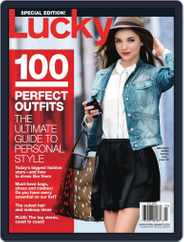 Ultimate Style Guide (lucky's 100 Perfect Outfits) (Digital) Subscription January 30th, 2014 Issue