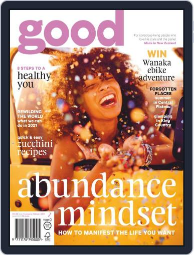 Good Magazine (Digital) January 1st, 2021 Issue Cover