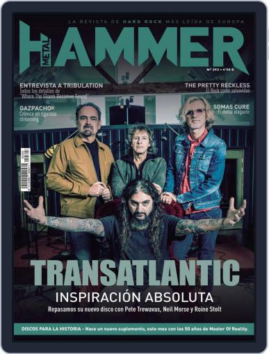Metal Hammer Magazine (Digital) January 1st, 2021 Issue Cover
