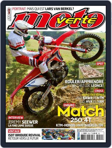 Moto Verte Magazine (Digital) October 10th, 2020 Issue Cover