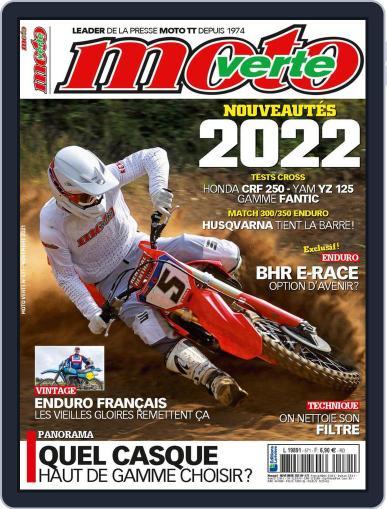 Moto Verte Magazine (Digital) November 1st, 2021 Issue Cover