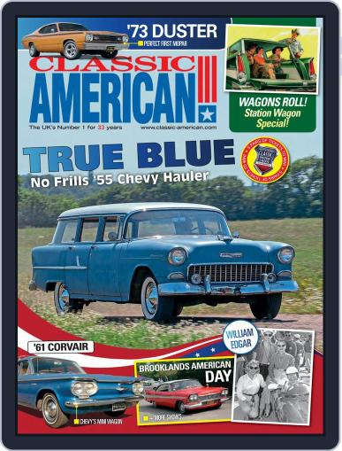 Classic American Magazine (Digital) November 1st, 2021 Issue Cover