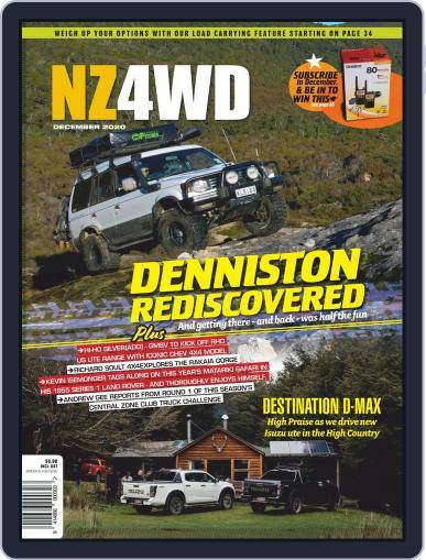 NZ4WD Magazine (Digital) December 1st, 2020 Issue Cover