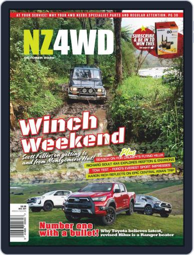 NZ4WD Magazine (Digital) October 1st, 2020 Issue Cover