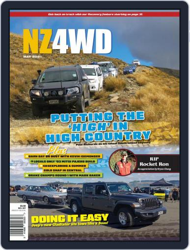 NZ4WD Magazine (Digital) May 1st, 2021 Issue Cover