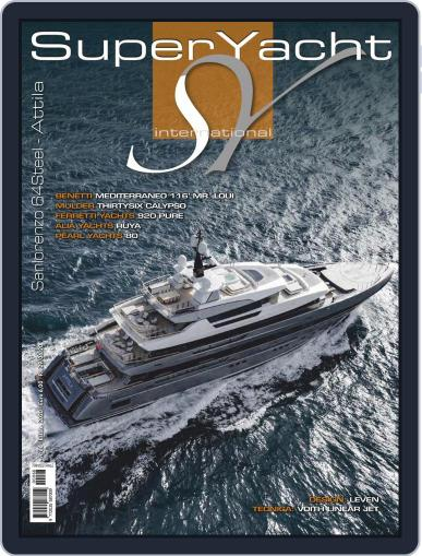 Superyacht Magazine (Digital) July 1st, 2020 Issue Cover