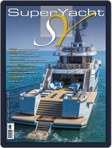 Superyacht Magazine (Digital) August 1st, 2021 Issue Cover