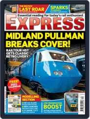 Rail Express Magazine (Digital) Subscription December 1st, 2020 Issue