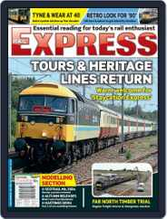 Rail Express Magazine (Digital) Subscription September 1st, 2020 Issue