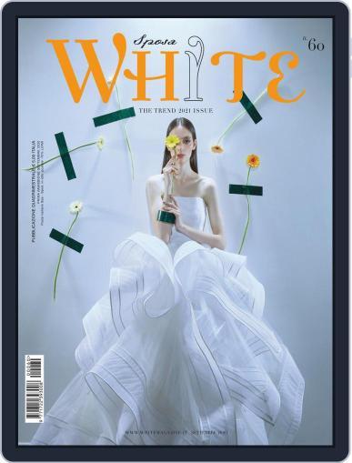 White Sposa Magazine (Digital) September 1st, 2020 Issue Cover