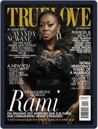 True Love Magazine (Digital) April 1st, 2021 Issue Cover