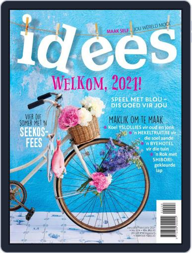 Idees Magazine (Digital) January 1st, 2021 Issue Cover