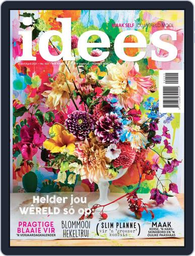 Idees Magazine (Digital) March 1st, 2021 Issue Cover